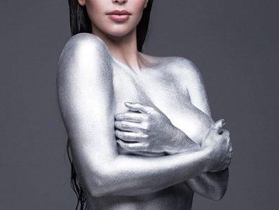 Kim Kardashian nue (âmes sensibles s'abstenir)