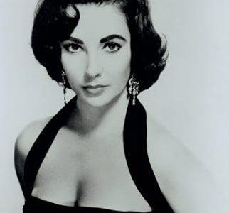Les secrets de beauté à piquer à Elizabeth Taylor…..