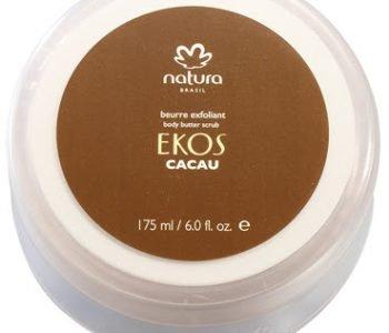 Coup de foudre pour le beurre exfoliant Natura Brasil (Concours Inside)