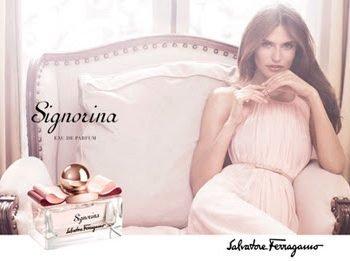 [concours parfumé] Signorina de Salvatore Ferragamo