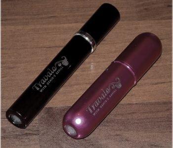 Travalo, les vaporisateurs de parfums glam'chics (bon plan inside)  !!