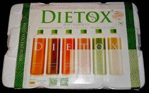 La cure Dietox ?! Pas forcément pour moi, mais…
