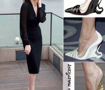 [La Shoe de la Semaine #9] – La «Malangeli» créée par Christian Louboutin & Angélina Jolie…pour la bonne cause