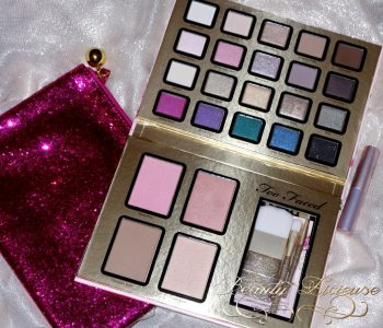 {Fabuleux Concours de Noël #1} – Une palette Everything Nice Too Faced à gagner