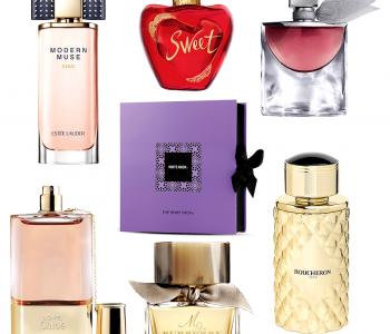 Idées Cadeaux de Noël #1 – Sélection Parfumée