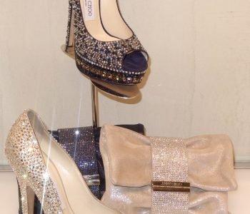 {Les Shoes de la Semaine #15} – Ces sublimes shoes croisées à Londres (J.Choo, Louboutin, Zanotti, Vuitton, K.Geiger, R.Caovilla…)