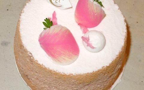 {À déguster sans remords} – L'Angel Cake (divin, aérien, fondant et bien moins calorique)