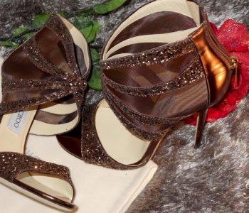 {Les Shoes de la Semaine #21} – J'ai craqué (again) pour la «Leila» Jimmy Choo