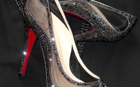 {Les Shoes de la Semaine #22} – J'ai enfin mes «Camilla Strass Louboutin» dont je rêvais !