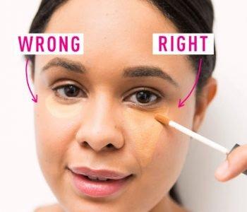 Ces erreurs makeup/soin à ne plus jamais reproduire