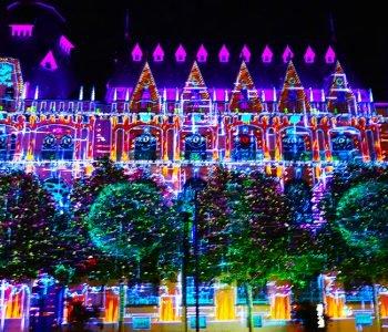 Chartres en Lumières, magique et féérique