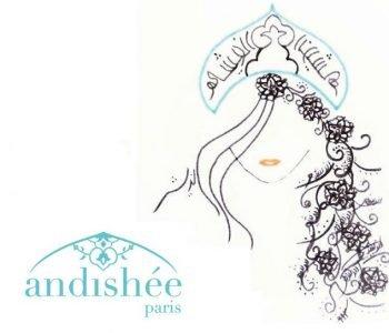 Andishée, les merveilleux soins de beauté de la Perse