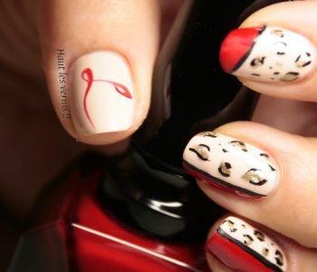 {Billet Guest} – Tuto photos pour réaliser facilement un nail-art Louboutin