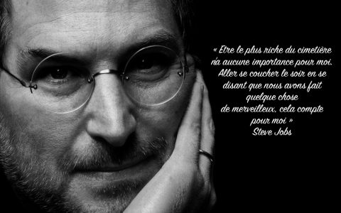 10 principes de vie de Steve Jobs (à lire absolument)