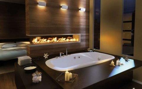 Ces salles de bain qui font rêver !