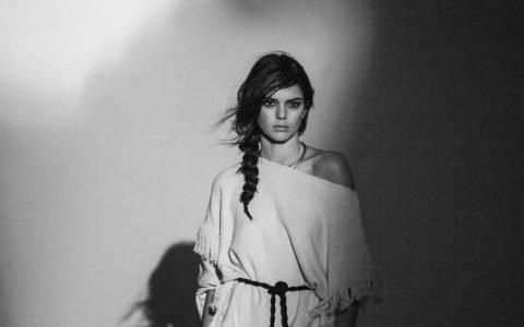 Kendall Jenner est la nouvelle égérie Mango