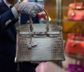 Birkin Hermès : le sac qui vaut de l'or !