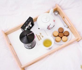 Tea Time avec Thé de la Pagode