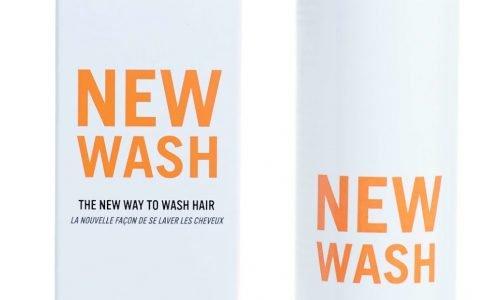 New Wash, le démaquillant pour cheveux