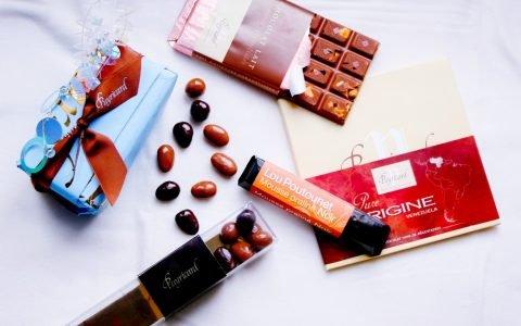 Enfin une box «chocolat» !!!