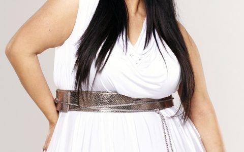 Rosie Mercado, la sublime mannequin grande taille a perdu 100 kilos