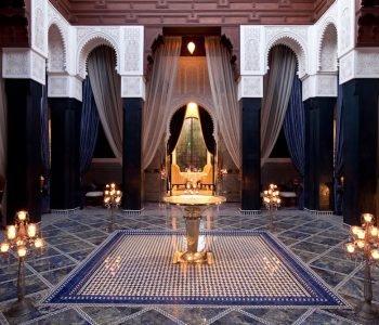 Mon extraordinaire séjour au Royal Mansour Marrakech ou le Palais des 1001 nuits