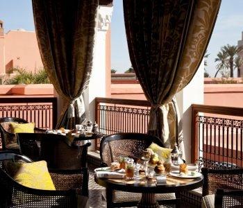 {Se détendre/se restaurer à Marrakech} – 3 adresses d'exception