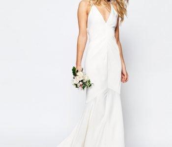 Asos lance sa ligne de robes de mariées à prix accessible