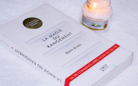 La Magie du Rangement, le livre qui a changé ma vie et ma maison