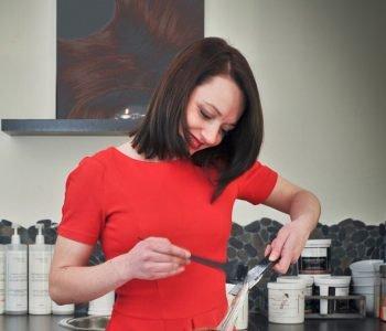 L'astuce «miracle» de Catarina Lopes pour réparer les cheveux (très) abîmés