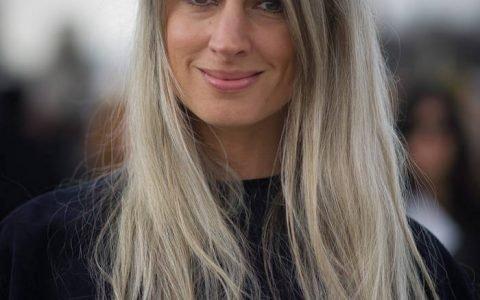 Assumer ses cheveux blancs/gris