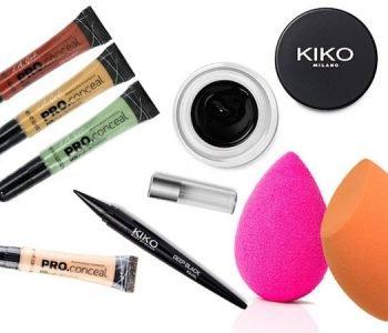 Maquillage à petit prix mais d'une grande qualité (de 2€ à 16€)