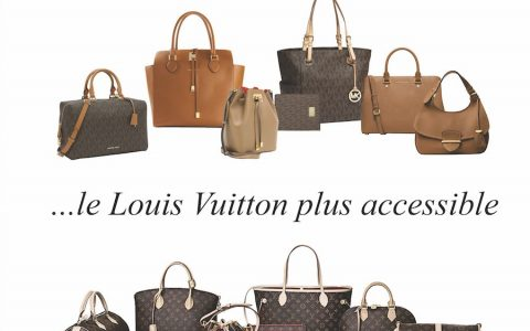 Michael Kors, le nouveau Louis Vuitton accessible