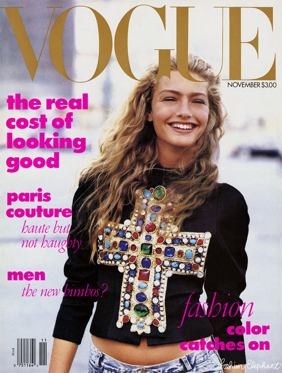 Vogue US Cover
