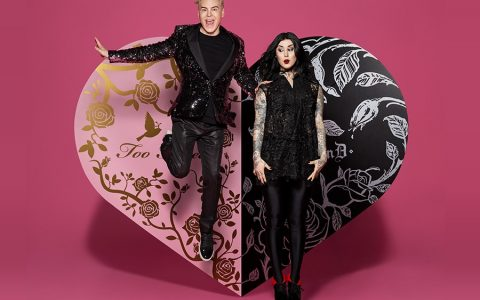 TOO FACED X KAT VON D (TOUTES LES PHOTOS)