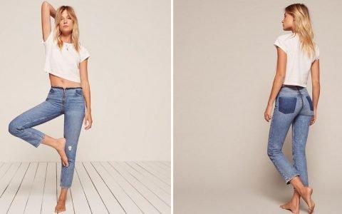 Le Zipper jean, la nouvelle tendance denim plutôt culottée !