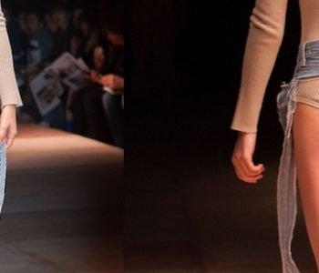 Le jean string, le jean qui fait le buzz