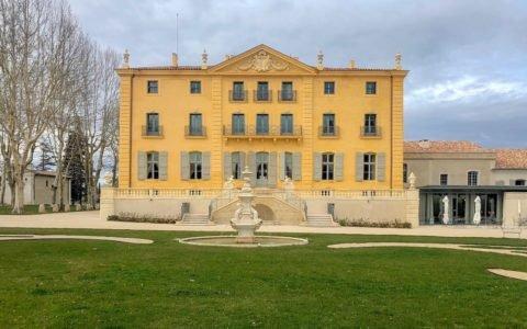 Parenthèse enchantée au Château de Fonscolombe*****