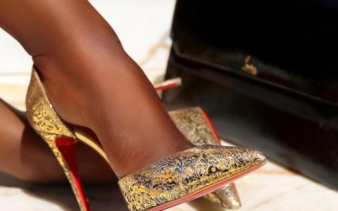 Mes It-Shoes du moment #2 (Balmain, Burberry, Louboutin, Jimmy Choo)