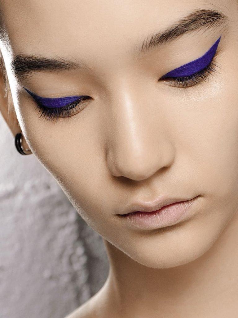 liner bleu