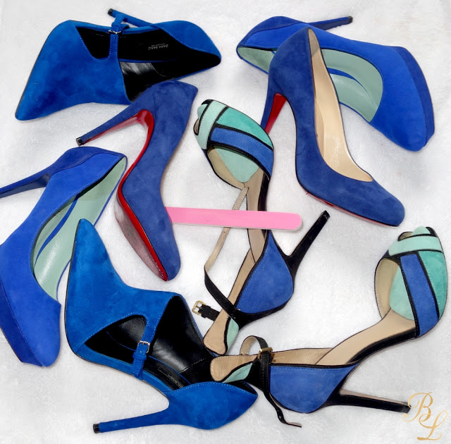 chaussures-bleues