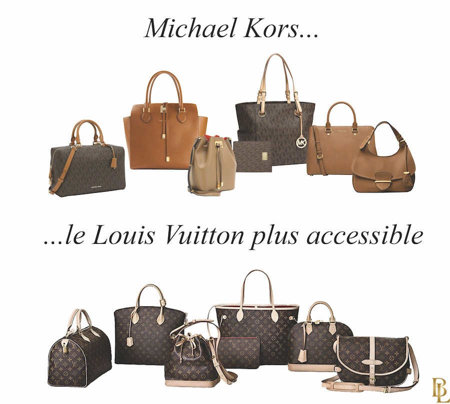 louis vuitton vs michael kors