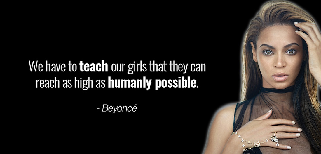 beyonce girl power