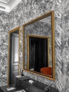 miroir-téléviseur