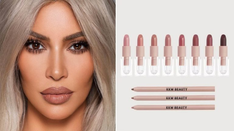 KKW Lipstick Collection