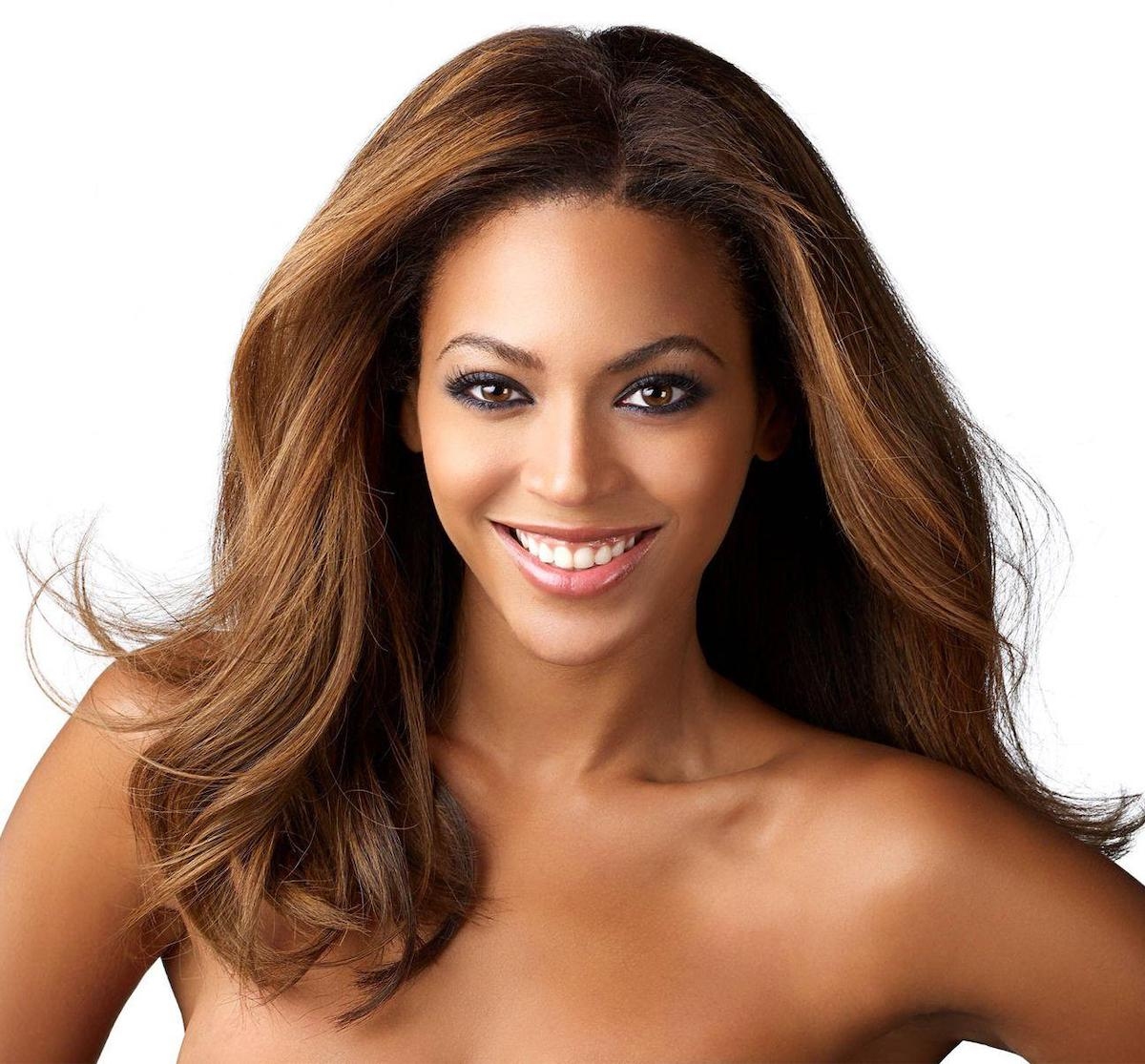 beyonce maquillage